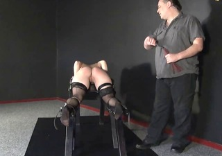 beauvoir fastened and punished