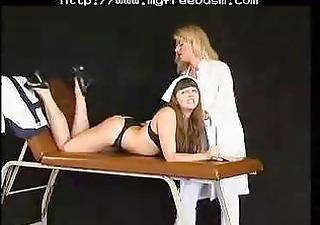 nurse thrashing sadomasochism servitude serf