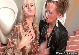wicked blonde sluts go crazy engulfing part5
