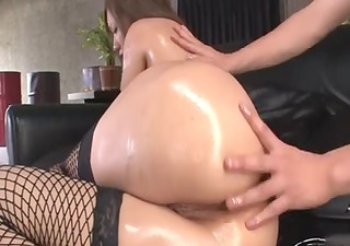 chap creampies a beauty in nylons and enjoys her